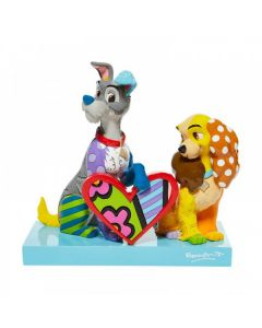 Lady and the Tramp Limited EditionFigurine Disney by Enesco 6008528