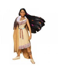 Pocahontas Couture de Force Figurine6008692 Disney Enesco