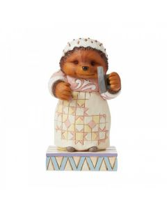 Lily-white and Clean, Oh (Mrs. Tiggy-Winkle Figurine) by Enesco 6008746