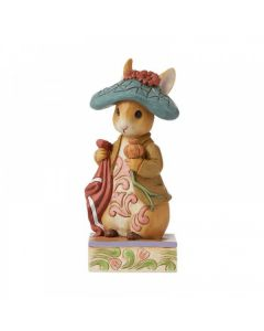 Nibble, Nibble, Crunch (Benjamin Bunny Figurine) by Enesco 6008750