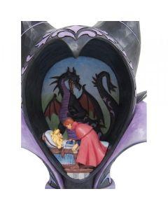 True Love's Kiss - Maleficent Diorama Headdress Figurine6008996