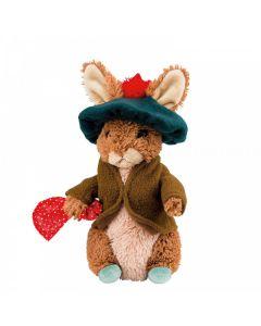 Beatrix Potter Benjamin Bunny Soft Toy 22cm (medium) by Gund 6051628