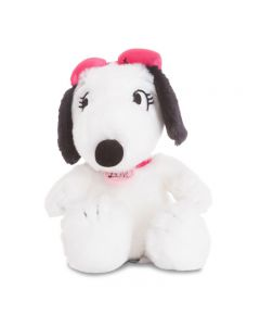 """60569 Snoopy's Sister Belle 7.5"""" Soft Plush Toy by Aurora World"""