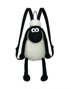 61175 Shaun the Sheep Plush Backpack 17 inches by Aurora World