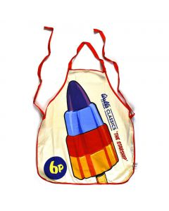 Walls Classic Lollies (The Starship) Apron APRNCW02