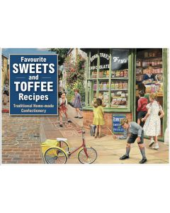 Salmon Favourite Sweets and Toffee Recipes Book SA063