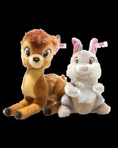 Steiff Disney Bambi and Thumper Set 668305