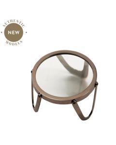 """Authentic Models Desk Magnifier 3"""" Brass AC044"""