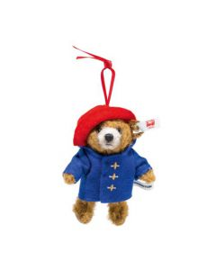 Steiff Movie Paddington Hanging Ornament Mohair 11cm 690396