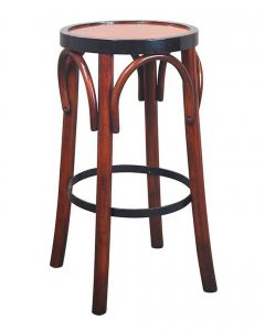 Authentic Models Barstool Grand Hotel, Honey MF043A