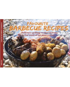 Salmon Favourite Barbecue Recipes Book SA034