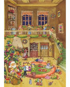 Richard Sellmer Advent Calendar Gifts from Santa Claus 70119