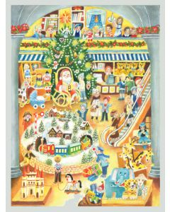 Richard Sellmer Advent Calendar The Toy Shop 70124