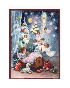 New design for 2021 Richard Sellmer Advent Calendar Angel Dreams 70143