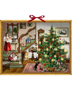 Coppenrath Victorian Christmas Eve Traditional Advent Calendar 71998