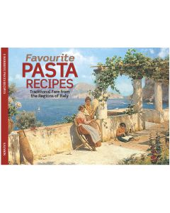 Salmon Favourite Pasta Recipes Book SA056