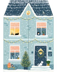 At Home for Christmas Advent Calendar Coppenrath 72098