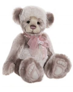Charlie Bears Crin Panda Plumo Teddy Bear CB202053A