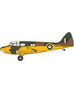 72AO003 Airspeed Oxford V3388/G-AHTW (Duxford)