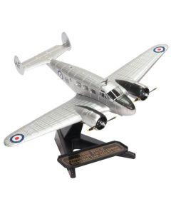 Oxford Diecast Twin Beech FT996-811-HF 728 Squadron RNAS Hal Far Malta 1948 72BE002