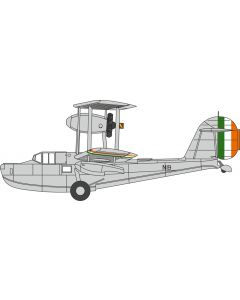 72SW003 Supermarine Walrus N19 Irish air Corps by Oxford Diecast