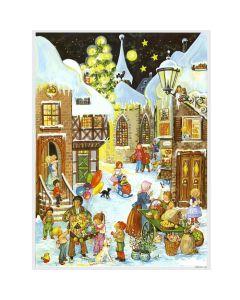 Richard Sellmer Advent Calendar Old Village Market 746
