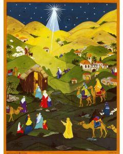 Richard Sellmer Advent Calendar In the Hills of Bethlehem 753