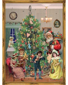 Richard Sellmer Advent Calendar At the Christmas Tree 769