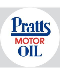 76ACC008 Pallet/Loads Pratts Motor Oil * 4