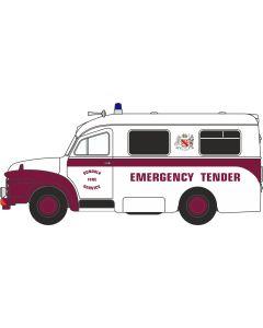 76BED007 Bedford J1 Ambulance Dundalk Fire Service