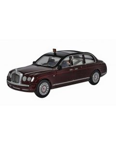 Oxford Diecast Bentley State Limousine HM The Queen 76BSL001
