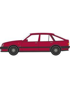76CAV002 Vauxhall Cavalier Carnelian Red