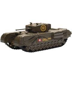 76CHT005 Churchill Tank 51st RTR UK 1942