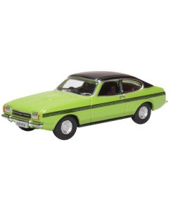 Oxford Diecast Ford Capri Mk11 Lime Green (Only Fools and Horses) 76CPR001