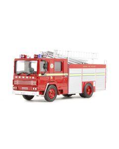 Oxford Diecast London Dennis RS Fire Engine 76DN001