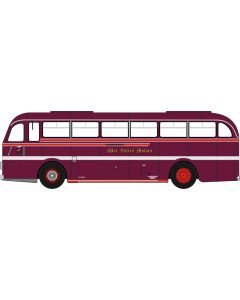 76DR003 Duple Roadmaster Wye Valley Motors by Oxford Diecast