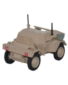 76DSC006 Dingo Scout Car 5th RTR - 4th Arm.Brg -7th Arm.Div. Libya 1942