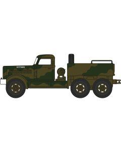 76DT005 Diamond T Tank Transporter 21st Army Tank Brigade 1942