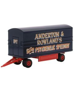 Oxford Diecast Dodgem Trailer Anderton & Rowlands 76DTR002