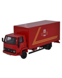Oxford Diecast Ford Cargo Box Van Royal Mail 76FCG004