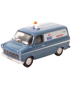 Oxford Diecast RAC Ford Transit Mk1 76FT1009