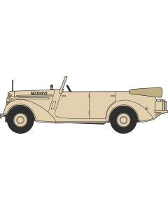 76HST003 Humber Snipe Tourer Old Faithful - Tripoli 1943
