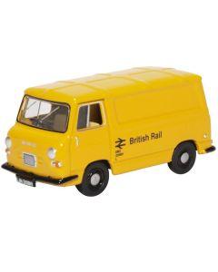 76J4002 BMC J4 Van British Rail by Oxford Diecast