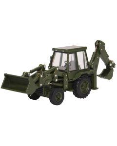 76JCX002 JCB 3CX (1980s) Army