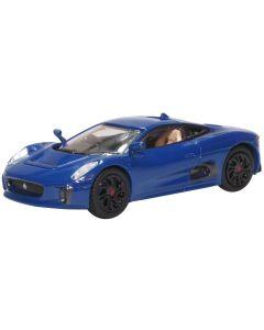 Oxford Diecast Jaguar C-X75 Caesium Blue 76JCX75003