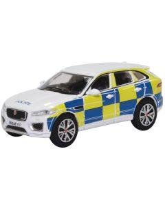 76JFP004 Jaguar F-PACE Police