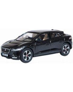 Oxford Diecast Farallon Black Jaguar I Pace 76JIP002