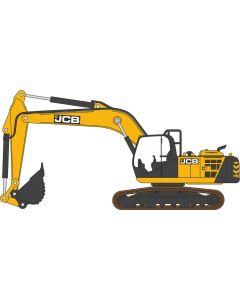 76JS001 JCB JS220 Tracked Excavator JCB