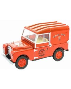 Oxford Diecast Land Rover 88 Royal Mail Livery 76LAN188004