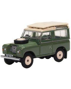 76LR2AS003 Land Rover Series IIA Station Wagon Pastel Green